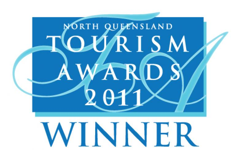 NQ Adventure Tourism category winner 2011