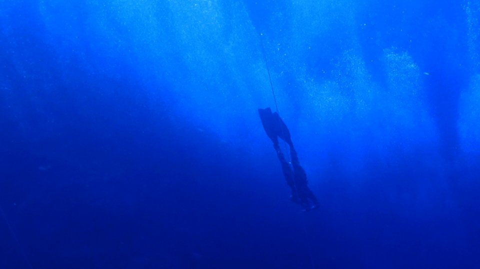 Freedive Blue Hole